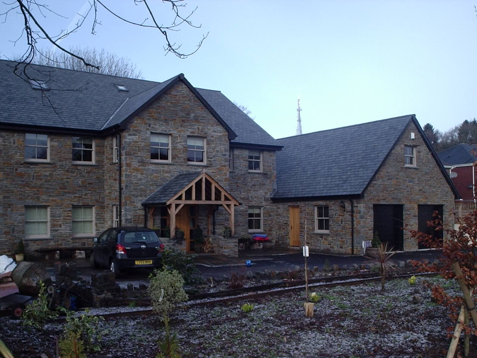 Welsh Stonework Amp Property Maintenance Builders Repairs