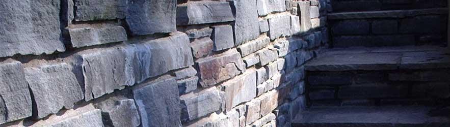 Exterior Stone Walls