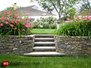 Stone Garden Hard Landscaping